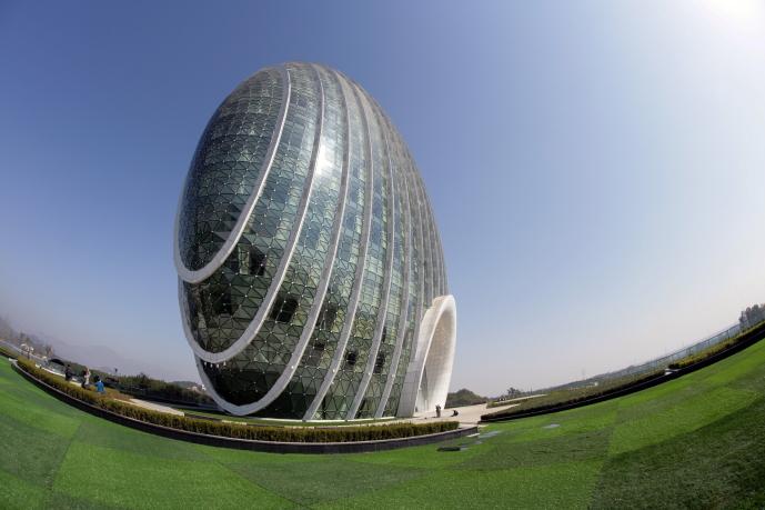 中国二十二冶集团中标青岛钢铁公司皮带通廊工程