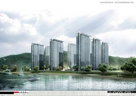 国内最大的钢结构住宅示范项目建设全面展开